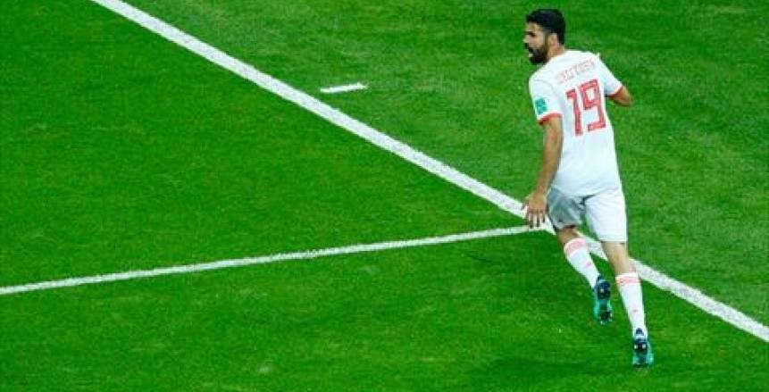 إسبانيا وإيران