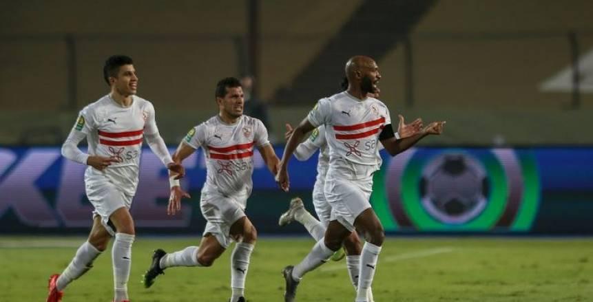 جنش وأوناجم يقودان تشكيل الزمالك ضد الطلائع في نصف نهائي كأس مصر
