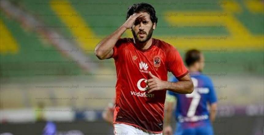 «مروان محسن» انتظر 7 أعوام لتسجيل هدفين في مباراة واحدة بالدوري المصري