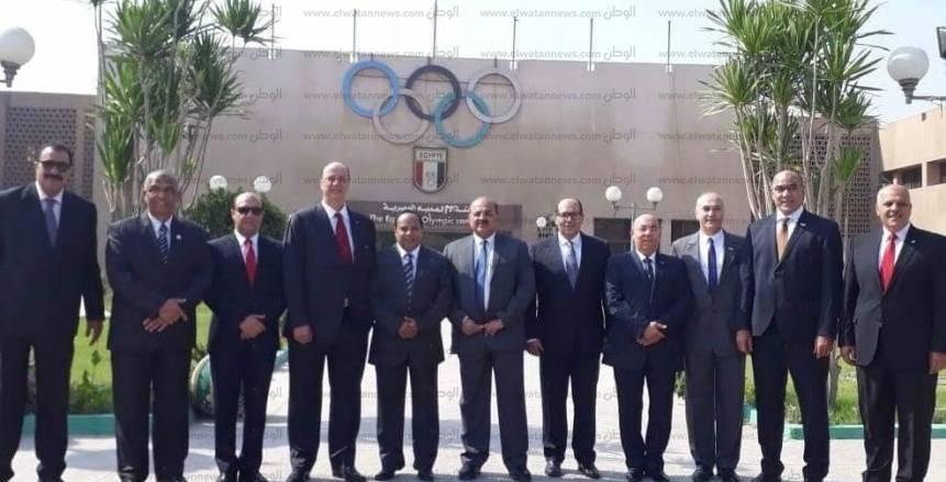 اجتماع طارئ في اللجنة الأولمبية لبحث مصير انتخابات الجبلاية