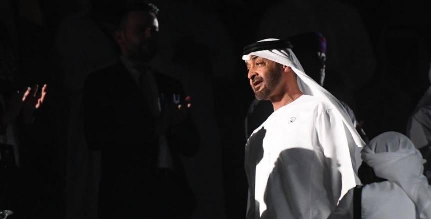 بالفيديو.. وصول محمد بن زايد لملعب نهائي البطولة العربية