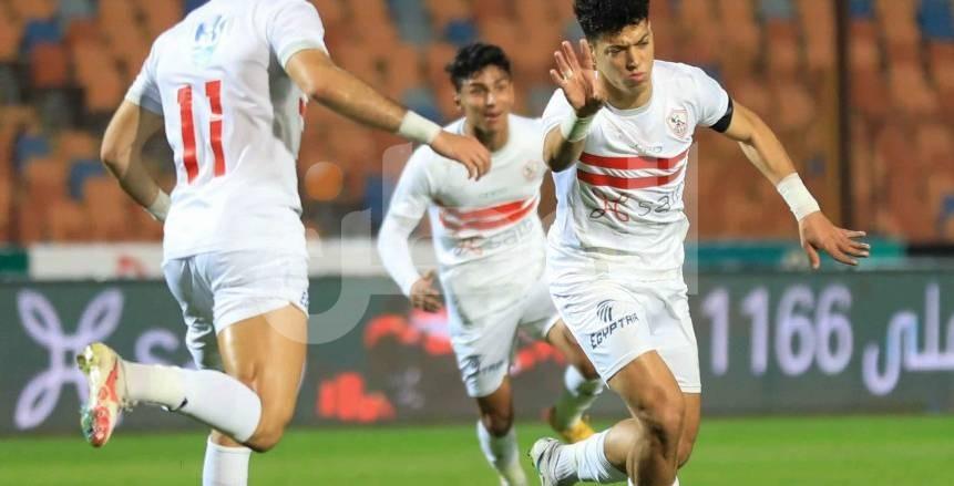 أهداف مباراة الزمالك وسيراميكا كليوباترا فى الدوري «فيديو»