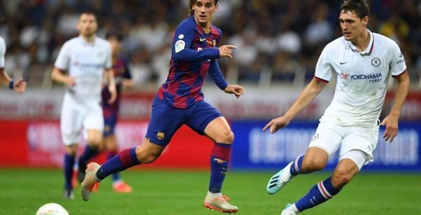 بالفيديو| ملخص الظهور الأول لـ أنطوان جريزمان مع برشلونة ضد تشيلسي
