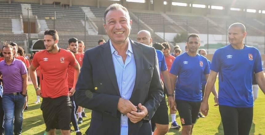 الأهلي يفتتح المنطقة الترفيهية بفرع النادي بمدينة نصر
