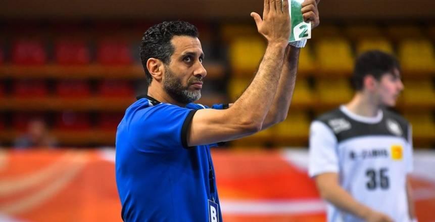 اللجنة الأولمبية والجبلاية تهنئان منتخب اليد بفوزه ببطولة العالم للناشئين