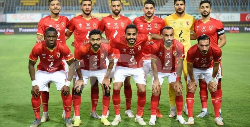 جدول مواعيد مباريات الأهلي المتبقية في الدوري المصري.. البداية مع دجلة