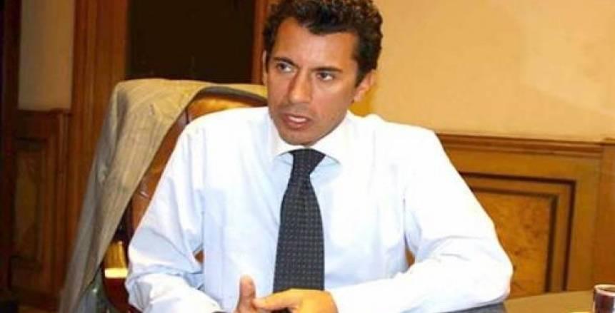 محمد نور مديرا تنفيذيا لوزارة الشباب والرياضة