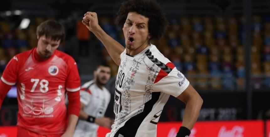 نجوم منتخب مصر لكرة اليد لـ«الوطن»: قادرون على منافسة أي منتخب بالعالم