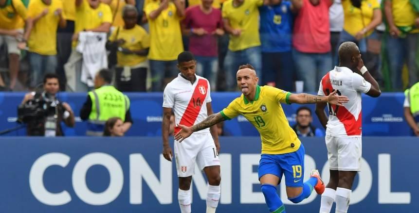 كوبا أمريكا| مباراة البرازيل وبيرو