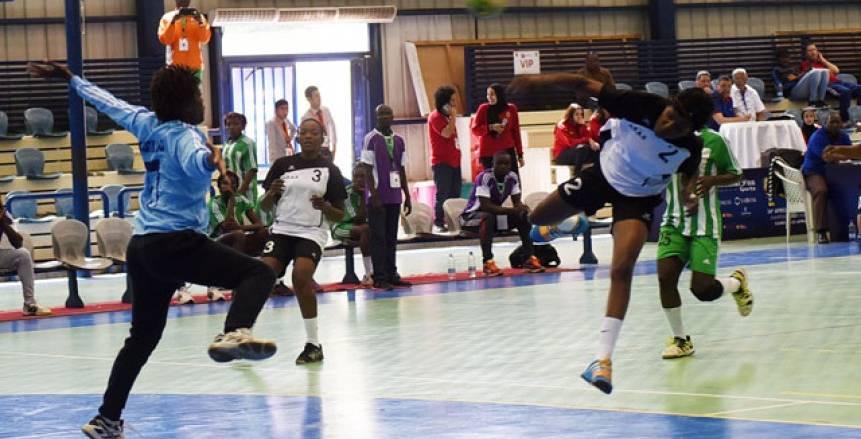 سيدات «أبوسبورت» يفوز على «هبيتات» في بطولة إفريقيا لليد