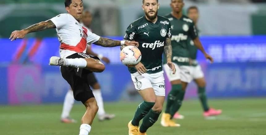 بالميراس إلى نهائي كأس الليبرتادوريس رغم خسارته أمام ريفر بليت