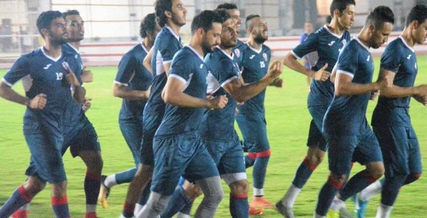«نيبوشا» يتجسس على لاعبي الزمالك.. ويحافظ على تشكيل الفريق أمام المصري