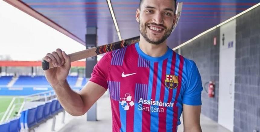 قميص برشلونة 2022.. ألوان زاهية وتصميم جديد يقدمه فاتي وبيكيه