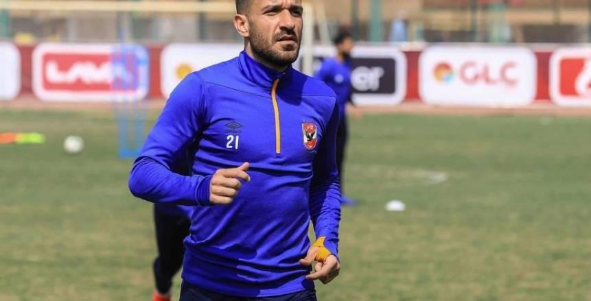 الأهلي يكشف موقف علي معلول من مباراة شبيبة الساورة الجزائري