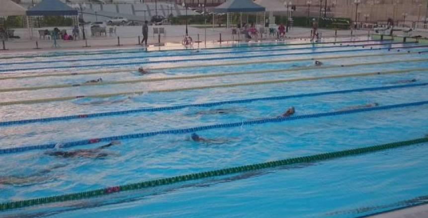 مصر تحصد لقب البطولة العربية للناشئين للسباحة