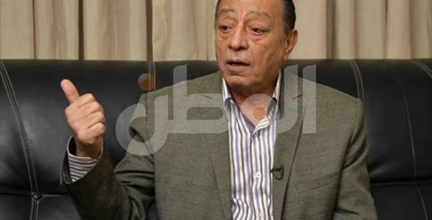 مدحت فقوسة لـ«الوطن»: حسام حسن صنع اسمه في بورسعيد.. و«باع النادي عشان فلوس بيراميدز»