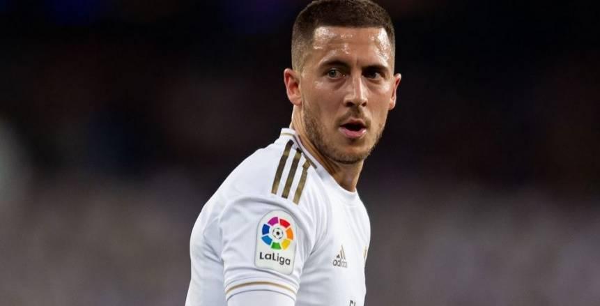 كابوس جديد.. عملية جراحية تنهي موسم إيدين هازارد مع ريال مدريد