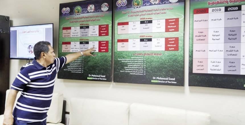 مدرب بيراميدز لمحمود سعد بعد تأكد إصابته بكورونا: ربنا يشفيك
