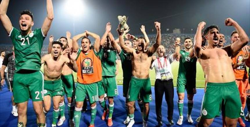 بث مباشر لمباراة الجزائر وتنزانيا في كأس الأمم الأفريقية اليوم 1-7-2019