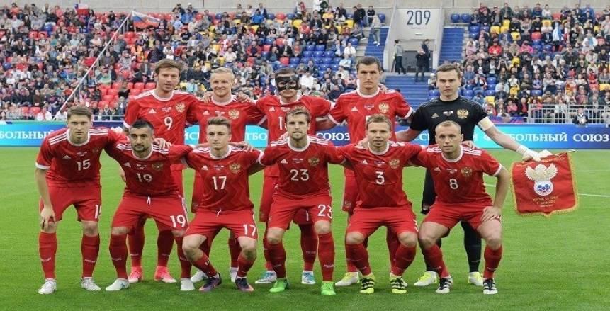 قبل مواجهة مصر.. التليفزيون الألماني يكشف عن تعاطي لاعبي روسيا المنشطات