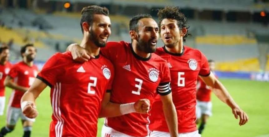 30 دقيقة| سيطرة من المنتخب الوطني.. وعمار حمدي يهدد مرمى النيجر