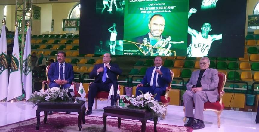 """مصيلحى: تكريم """" وردة """"من جانب الاتحاد الدولي لكرة السلة شرف لمصر والاتحاد السكندري"""