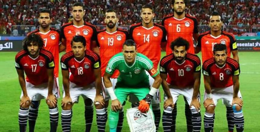 «المنتخب الوطني» يطلق حسابه الرسمي عبر «تويتر».. «الفراعنة وصلوا»