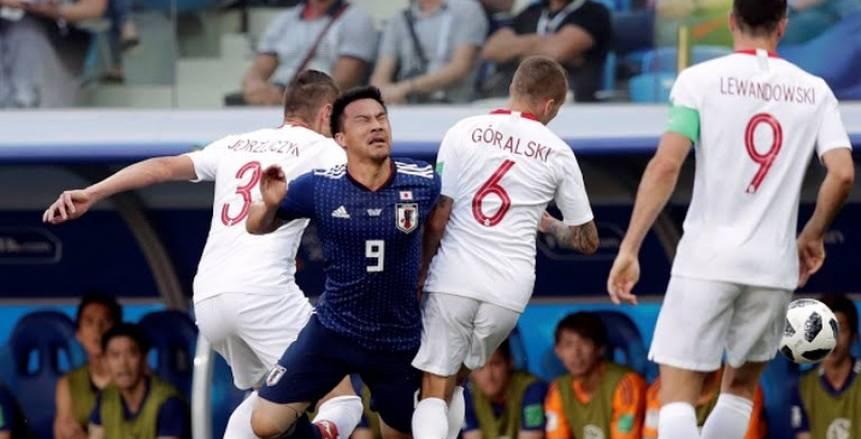 اليابان وبولندا
