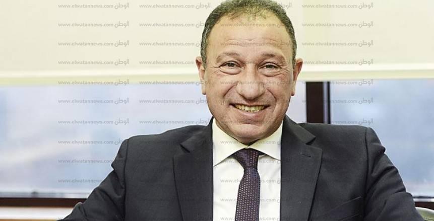 """الشركة الراعية للأهلي تهنئ """"الخطيب"""" برئاسة النادي"""