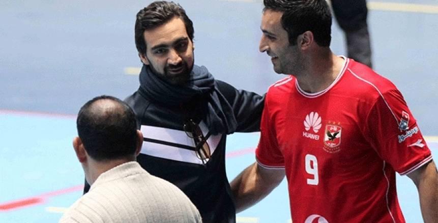 إسلام حسن: سعيد بالفوز على وداد سمارة وسنحقق اللقب