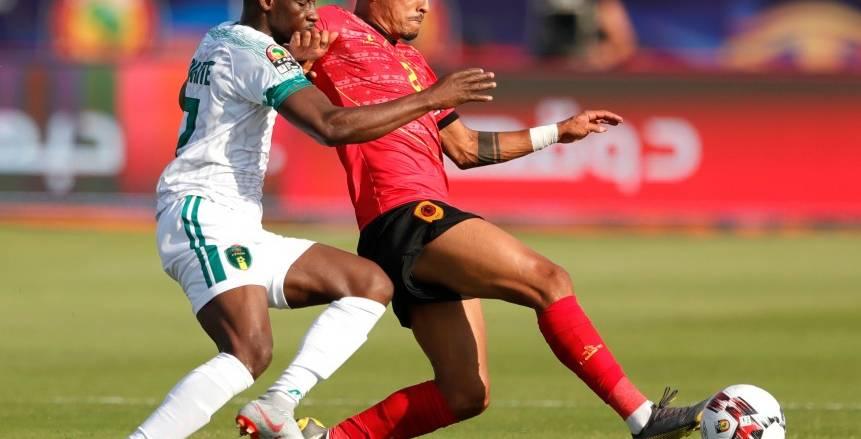 المجموعة الخامسة.. مباراة أنجولا وموريتانيا