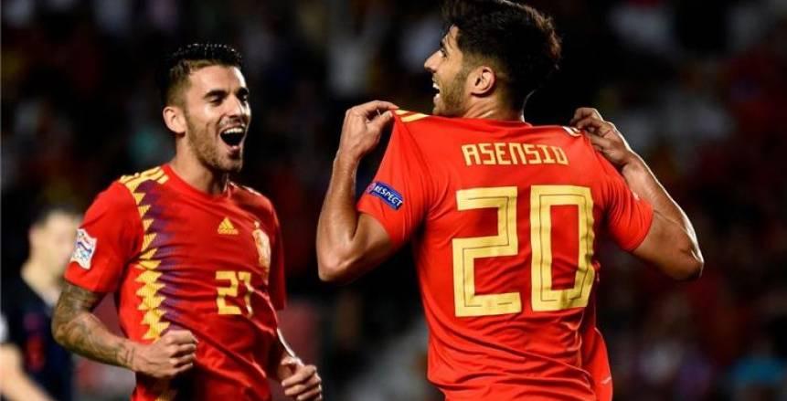 أهداف مباراة إسبانيا والأرجنتين في أولمبياد طوكيو.. السماوي يتعادل