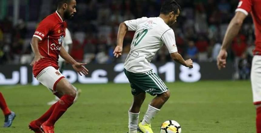عاشور يعزز رقمه كأكثر لاعب تتويجا بالبطولات في تاريخ مصر