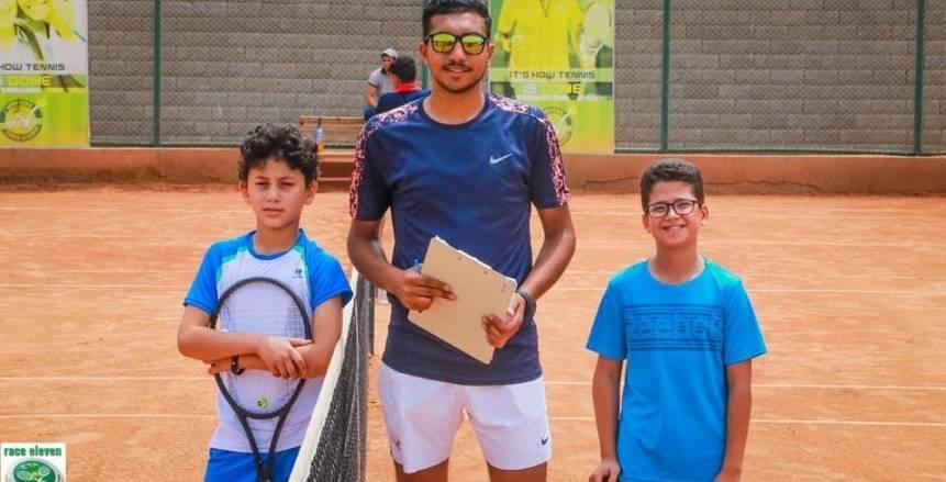 """انطلاق منافسات الجولة الثانية من """"race eleven"""" لناشئي التنس غدا"""