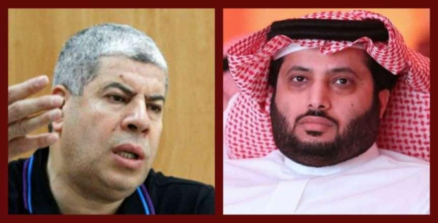 تركي آل الشيخ يكشف رسالة «شوبير» السرية لرئيس الزمالك