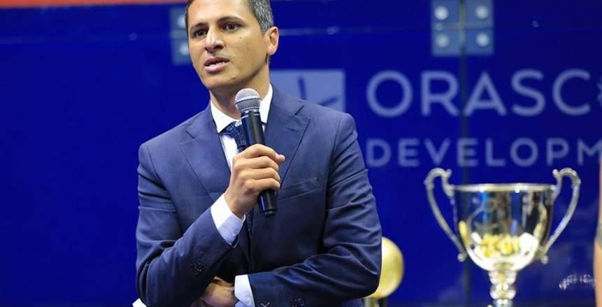 عمرو منسي يعد بمفاجآت كبيرة ببطولة الجونة الدولية للاسكواش