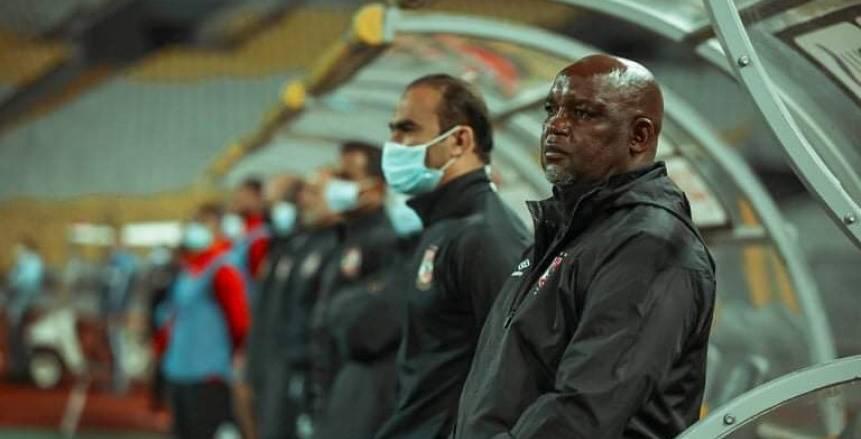 موسيماني يشتكي لإدارة الأهلي: 7 مباريات في 22 يوما