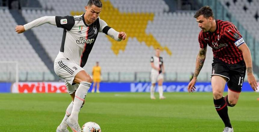 ميلان عينه على الثأر من يوفنتوس في قمة مباريات الدوري الإيطالي اليوم