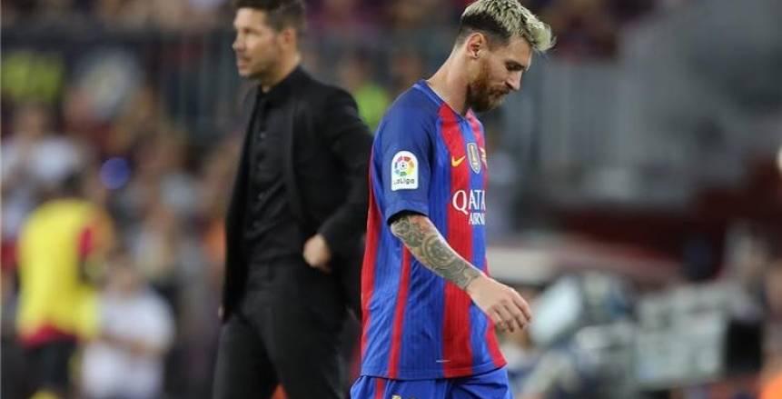 رئيس ريال مدريد السابق: السيتي مهدد بالإيقاف عامين حال التعاقد مع ميسي