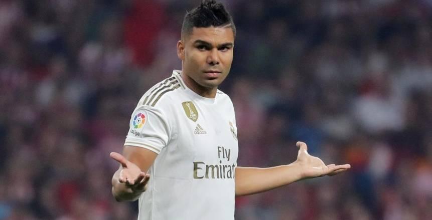 كاسيميرو: ريال مدريد يضم أفضل لاعبين بالعالم ونستطيع اجتياز عقبة السيتي