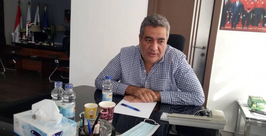 أحمد مجاهد للاعبي المنتخب الأولمبي: نثق في قدراتكم.. اسعدوا الجماهير