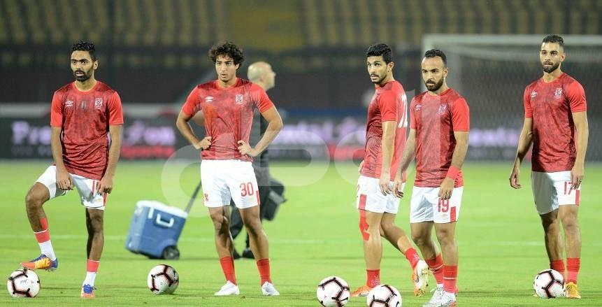 مران الأهلي.. تقسيمة قوية للاعبين.. أزارو يتألق.. وينال إشادة فايلر