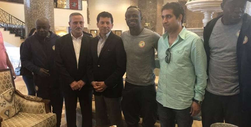 وزير الرياضة يكشف كواليس لقاء مانى: قالي معسكر مصر أفضل من إسبانيا