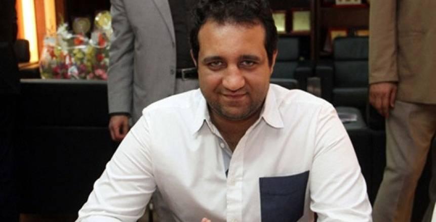أحمد مرتضي يجتمع بحازم إمام لحسم تجديد عقده