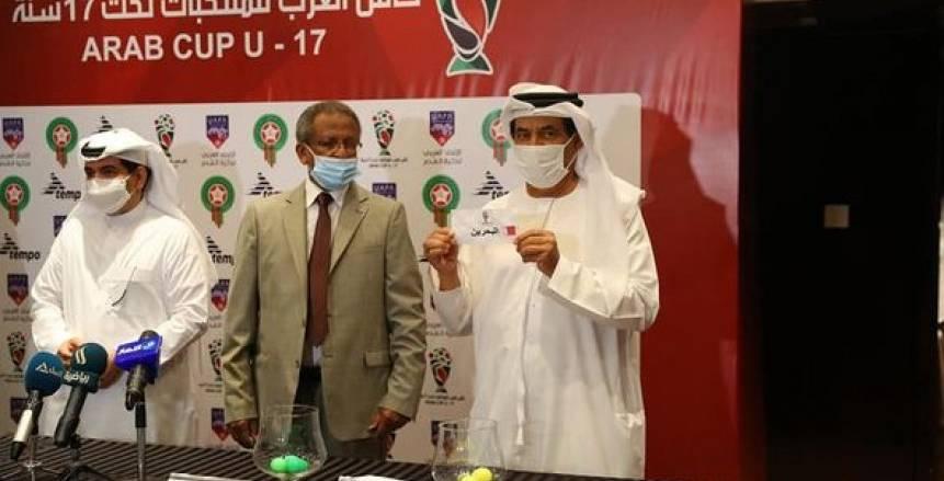 تأجيل بطولة كأس العرب للناشئين بسبب كورونا