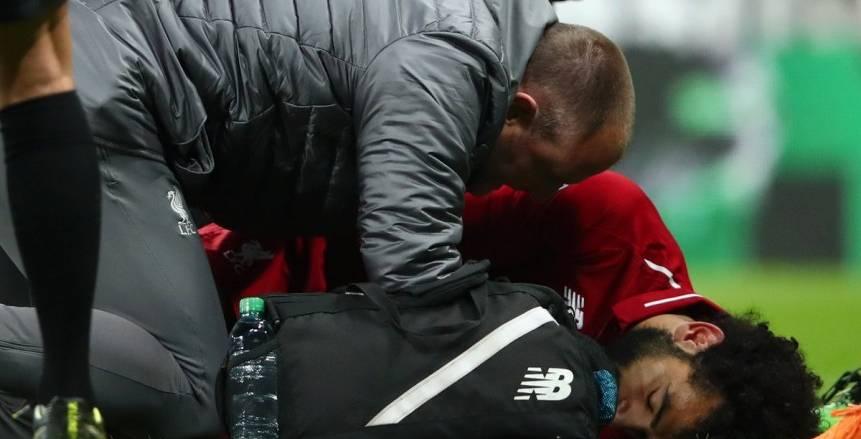 بسبب إصابة صلاح.. الاتحاد الأوروبي يطالب فيفا بتعديل قوانين كرة القدم