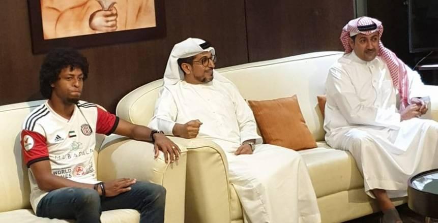 كينو ينتقل للجزيرة الإماراتي بعد نقل بيراميدز لسالم الشامسي