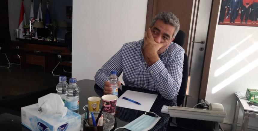 محمود الشامي: أحمد مجاهد ضلل «فيفا» للاستمرار في رئاسة اتحاد الكرة