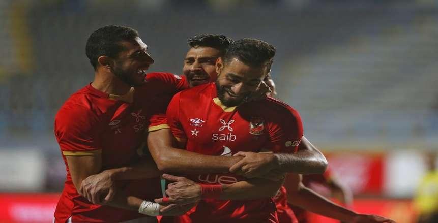الأهلي يفوز على إنبي بثلاثة أهداف مقابل هدف