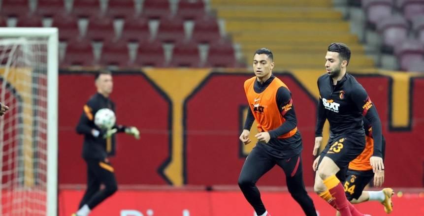 مصطفى محمد يقود جالطة سراي للفوز على قاسم باشا في الدوري التركي